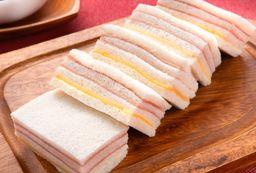 Sándwich Doble de J&Q x 5
