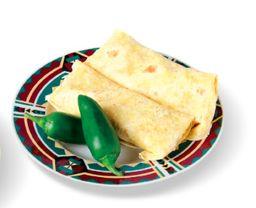 Burrito Mexicano de Carne