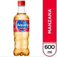 Aquarius Manzana 600 ml