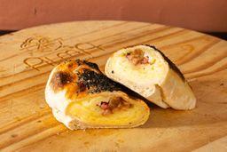 Stomboli de Panceta & Cebolla