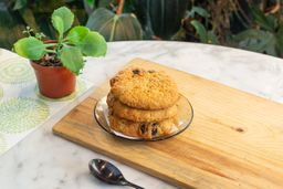 Cookies de Avena & Pasas