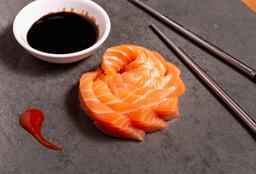 Sashimi de Salmón Nikkei x 8
