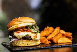 Macedonia Burger