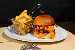 Burger Cheddar & Panceta