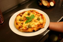 Pizzeta Muzarella