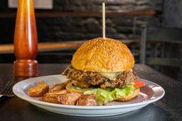 Burger Veggie de Calabaza