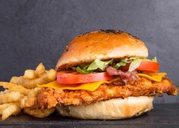 Hamburguesa Chicken