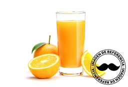 Licuado de Naranja 350 ml