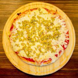 Pizzeta con Aceitunas