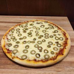 Pizzeta Muzzarella & 1 Topping