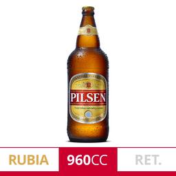 Cerveza Pilsen 970 ml