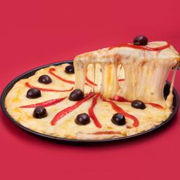 Pizza Requeso Gouda