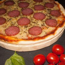 Pizzeta de Pepperoni