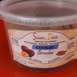 Cookies de Ciruelas