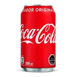Coca Cola en Lata Regular 354ml
