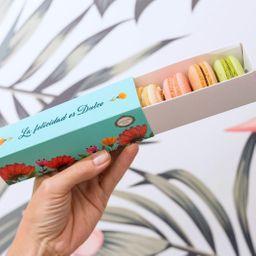 Macarons Box X 5