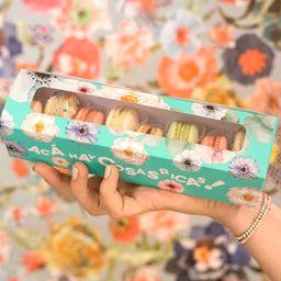 Macarons Box X 8