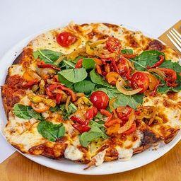 Pizzeta Muzzarella & Vegetales