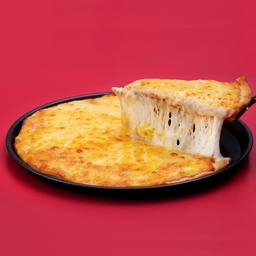 Pizza Requeso Muzzarella
