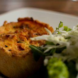 Tartina Francesa Cebolla