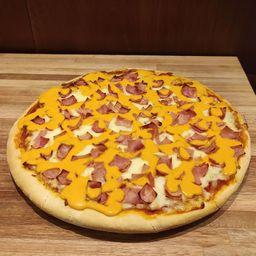 Pizzeta Muzzarella & 2 Toppings