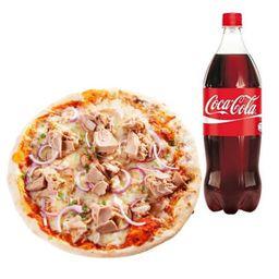 Pizzeta & Bebida