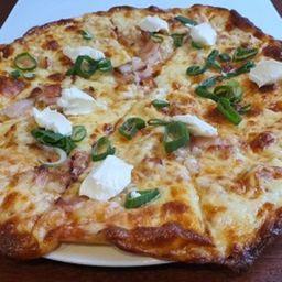 Pizzeta Panceta & Crema