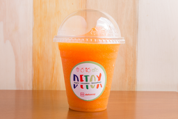 Smoothie de Mandarina, Ananá y Frutilla - 400 ml