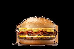 Hamburguesa Doble Cheese & Fries