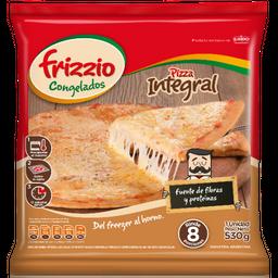 Pizza Integral (8 Porciones) 530gr.
