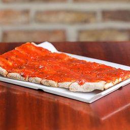 Pizza a la Salsa