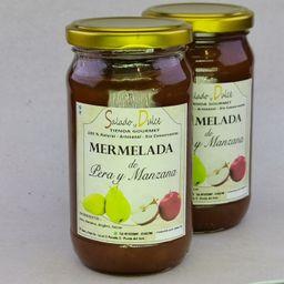 Mermelada de Peras & Manzanas
