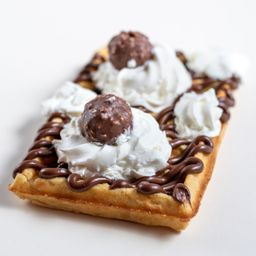 Waffle Ferrero Chico