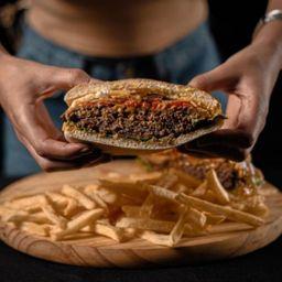 Roque Burger Doble