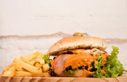 Hamburguesa Cheddar