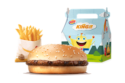 King Jr. Hamburguesa