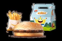 King Jr. Hamburguesa