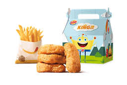 King Jr. Nuggets x 4