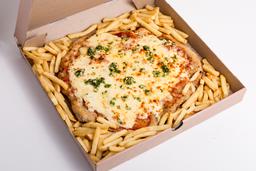 Milapizza Provolone + Milapizza Muzzarella