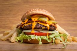 American Burger de Pollo