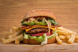 Comet Burger de Carne