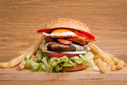 Pacific Burger de Carne