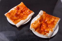 2x1 Pizza con Salsa