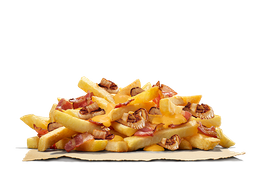 Papas Supremas Cheddar, Bacon & Onion