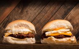 2x1 Burger Barbarians Cheddar