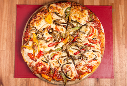 Pizzeta Vegetariana - 30 Cm