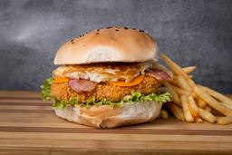Rooster Burger