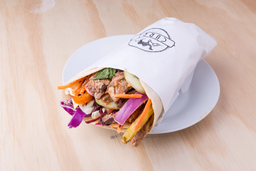 Shawarma de Novillo