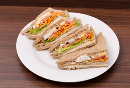 Sandwiche Vegetariano
