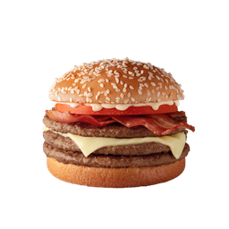 Hamburguesa Triple McZeta